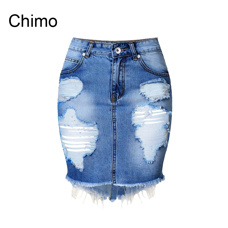 Jean Skirt Mini Promotion-Shop for Promotional Jean Skirt Mini on ...