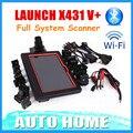 100% Оригинал Старта X431 V + Полный система Авто сканер X431 V PLUS Launch Исходное Обновление Онлайн БЫСТРАЯ доставка