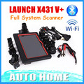 100% Original Launch X431 V+ Full system Auto scanner X431 V PLUS Launch Original Update Online FAST shipping