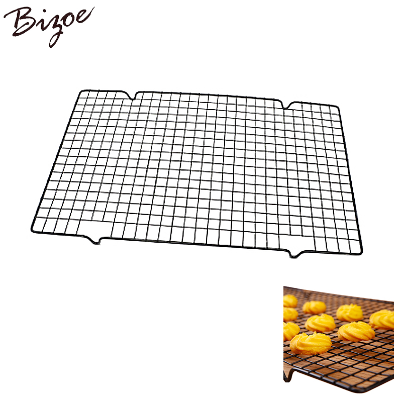 Stainless Steel Nonstick Cooling Rack Cooling Grid Baking Tray For Biscuit/Cookie/Pie/Bread/Cake Baking Rack Hot Sale