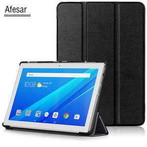 Lenovo Tab4 UltraSlim Magnet Stand Smart Cover For 10.1 inch