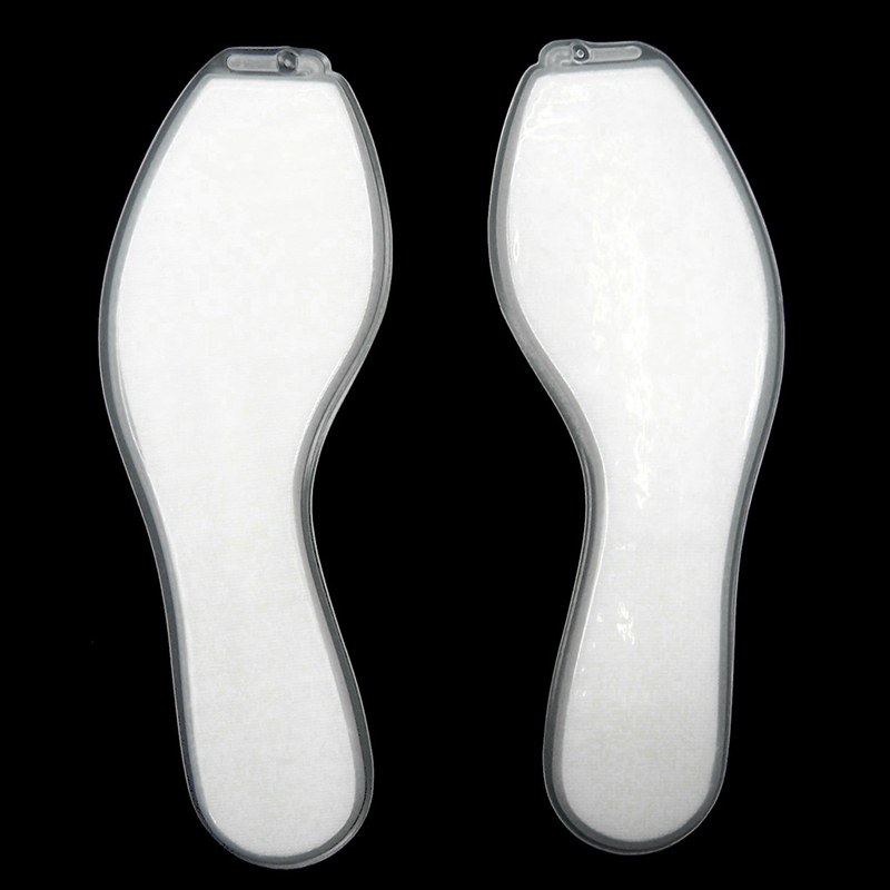1 Pair Air Cushion Insoles Comfortable Durable Sports Running Air Cushion Pad Foot Care Shoe Insoles FM1184