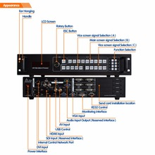 Wholesale multi screen spiicing video processor SC359 6k led wall controller price for video wall led indoor outdoor screen цена