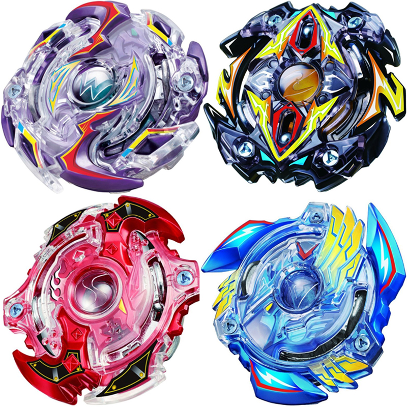 Beyblade Metal Funsion 4D B34 B35 B41 B59 With Launcher And Handle font b Spinning b
