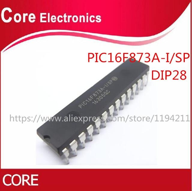 20 sztuk PIC16F873A I/SP PIC16F873A DIP28