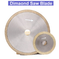 URANN 1pcs 4'' 5'' 6'' 8'' 10'' 12 14'' Hot pressed sintered Mesh Turbo Diamond Saw blade Cutting Disc Diamond Wheel Bore 20mm