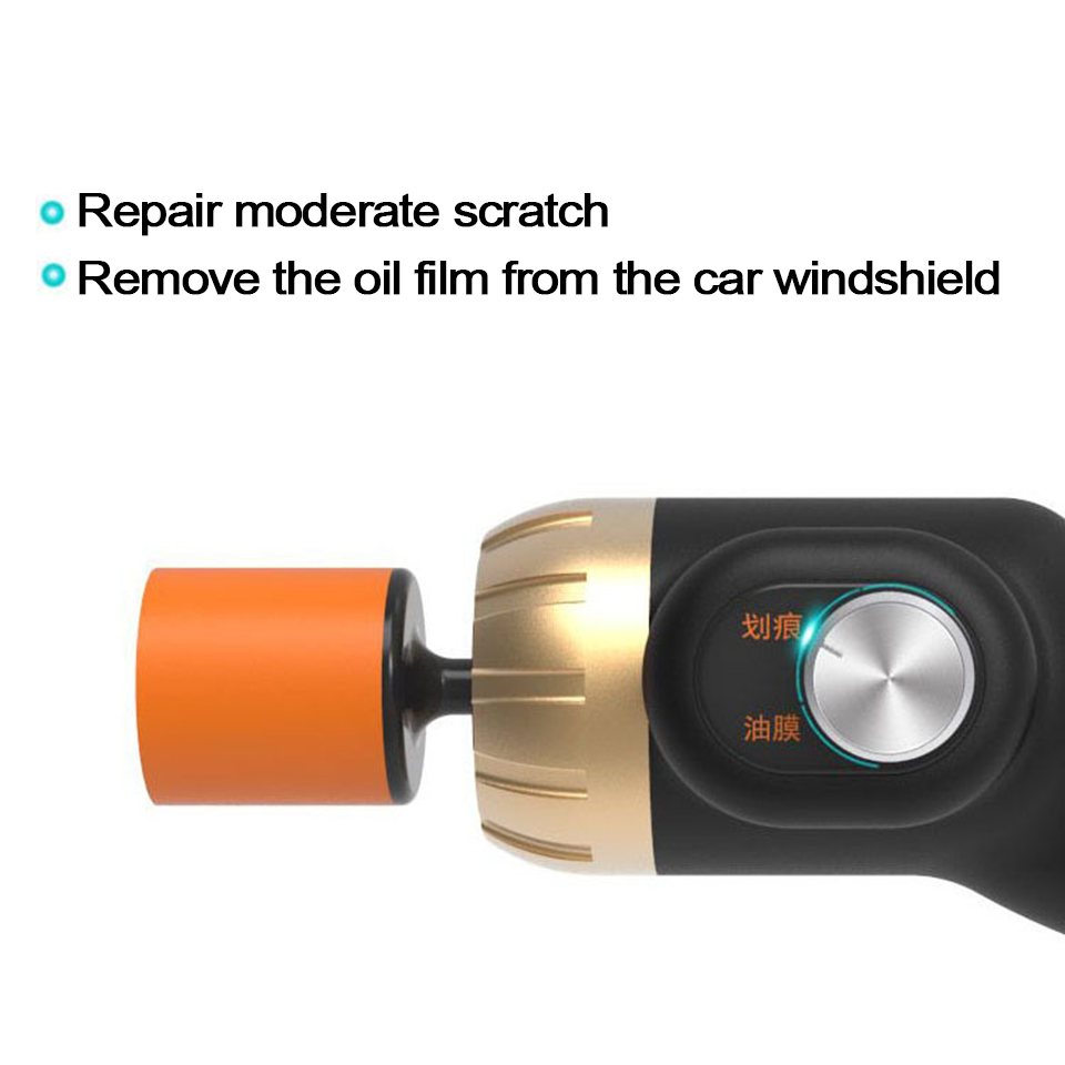 Image 4 - Mini Car Polishing Scratch Integrated Repair Metal Oxidation Repair Car Paint Scratch Removal Machine LY 02