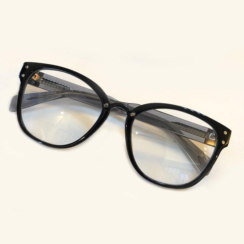 Lunettes optiques De Style rond myopie lecture verre cadre femmes rétro lunettes cadre Oculos De Grau Feminino verre