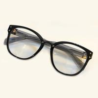 Round Style Optical Glasses Myopia Reading Glass Frame Women Retro Eyeglasses Frame Oculos De Grau Feminino Glass