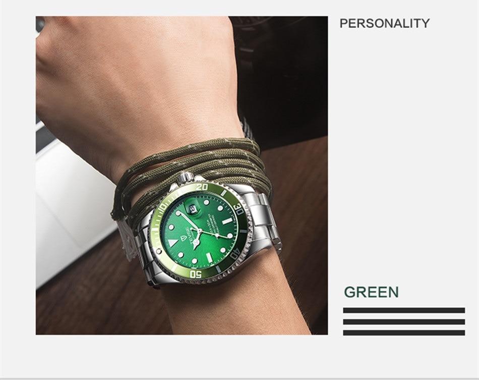 HTB1ZtluKuuSBuNjSsplq6ze8pXaf Tevise Luxury Waterproof Automatic Men Mechanical Watch Auto Date Full Steel Business Top Brand Man Watches Water Resistant T801
