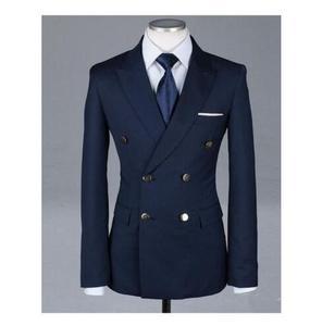 Image 1 - Neueste Mantel Designs Casual Benutzerdefinierte Beste Mann Slim Fit Männer Anzüge Blazer Smoking Masculino Prom Nur Eine Jacke