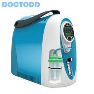Image 1 - 5L רכז חמצן רפואי בריאות חמצן גנרטור עור להצעיר יופי O2 רכז PSA O2 גנרטור
