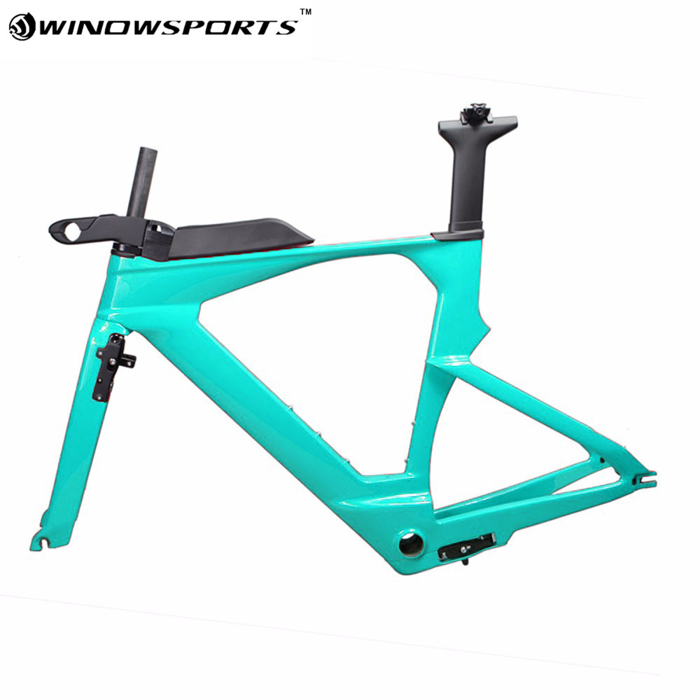 цена на Time Trail Bike TT Carbon bike carbon Road Bike Time Triathlon Bicycle frame Carbon Frame Full Carbon Road Bike