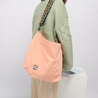 オリジナル女性バッグデザイナーハンドバッグシンプルなキャンバスハンドバッグ女性トートバッグ女性のメッセンジャーバッグビーチbolsas bolsos