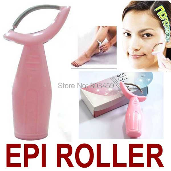 NEW Facial Face Hair Remover Epilator Tweezer Roller Face Hair Removal Device Depilation stainless steel facial hair remover