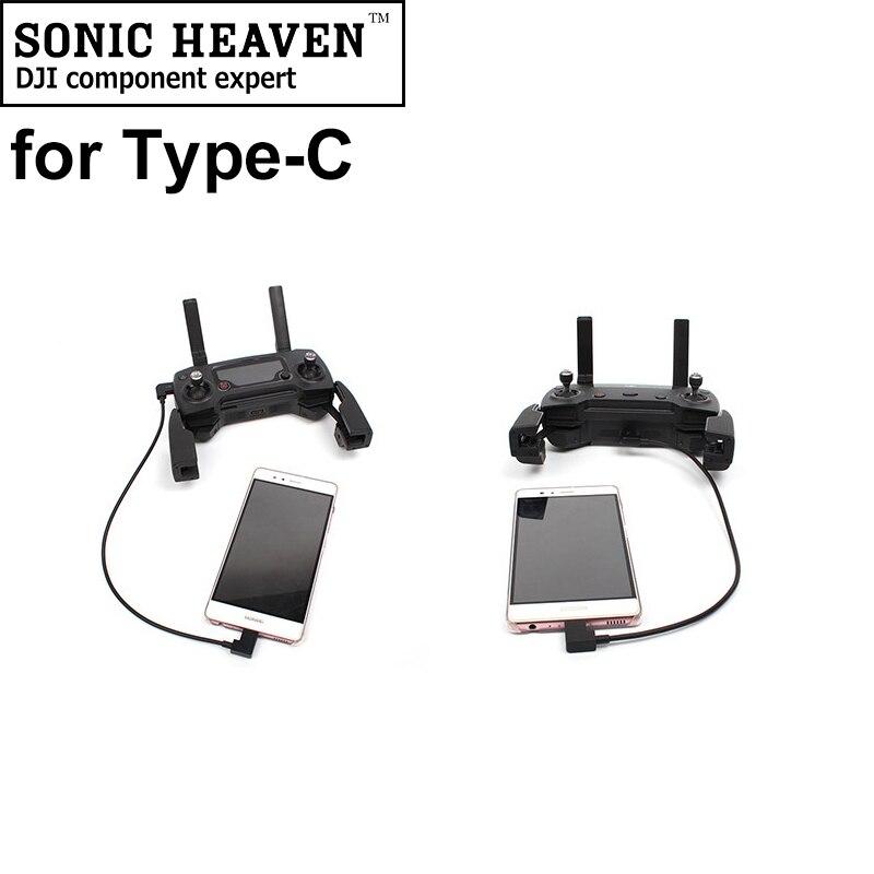 Data Cable For DJI Spark font b MAVIC b font font b Pro b font Controller