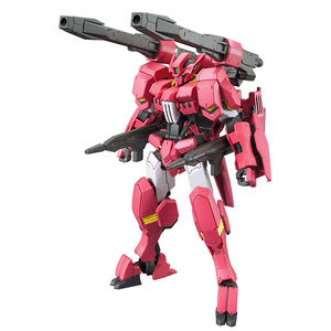 Image 5 - Bandai Gundam 12192 HG 1/144 Flauros Mobile Suit Assemble Model Kits Anime Action Figures Toys for children Gift