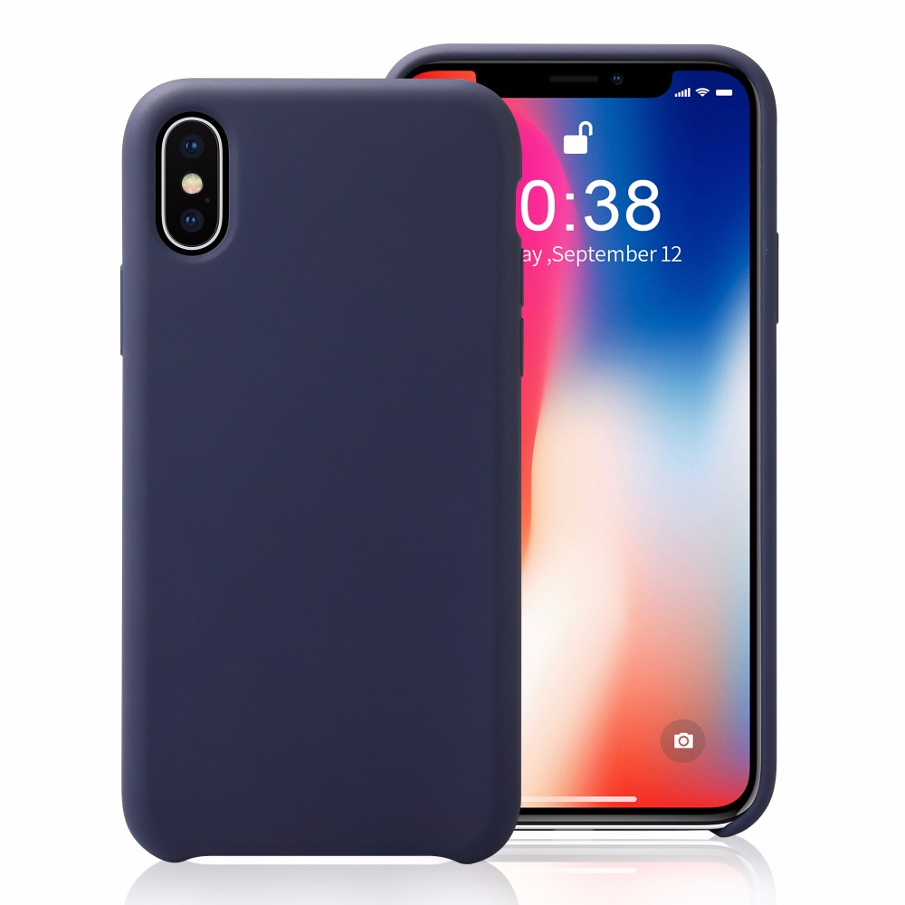 iphone X silicone Case 2