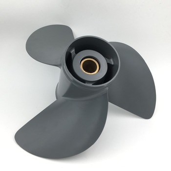 13 1/4x15k 60hp 85hp 100hp 115hp for honda engine 4stroke 15 tooth honda outboard boat motors aluminum propeller image