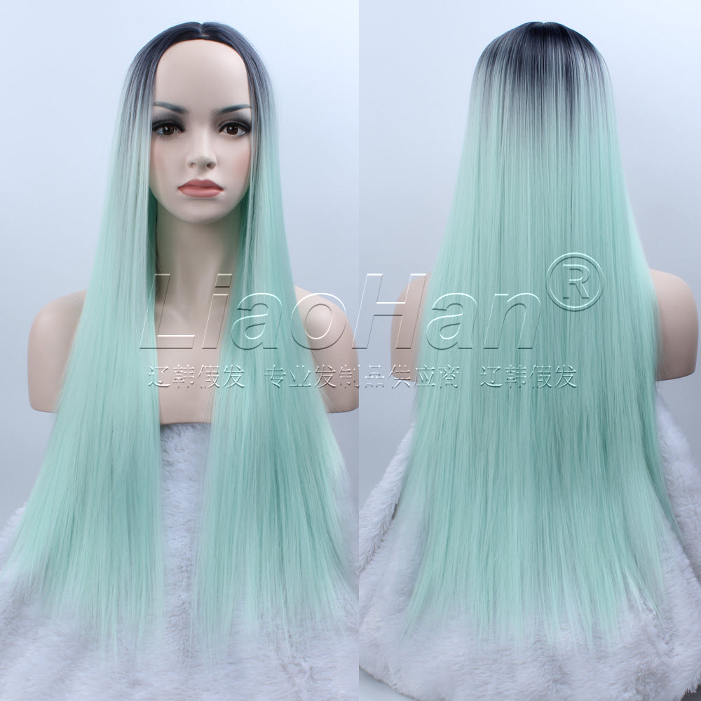 Miss.Alice.Xiao | Beauty.Fashion.Melbournista |Mint Hair Wig