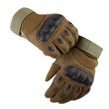 Outdoor winter Full Finger Outdoor Sport Breathable Glove snow ski camping hiking Motorcycle Riding sport Gloves for man