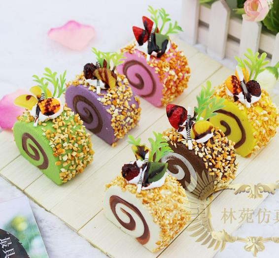 Aliexpress.com : Buy (30PCS LOT)colorful squishy cake 7cm