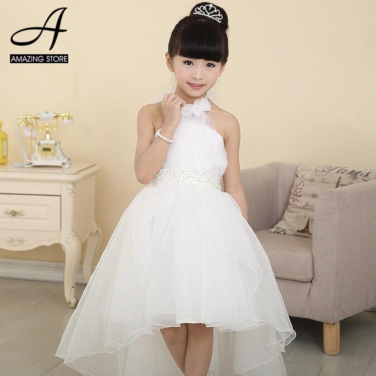 2017 նոր երեկույթների զգեստներ Princess - Մանկական հագուստ