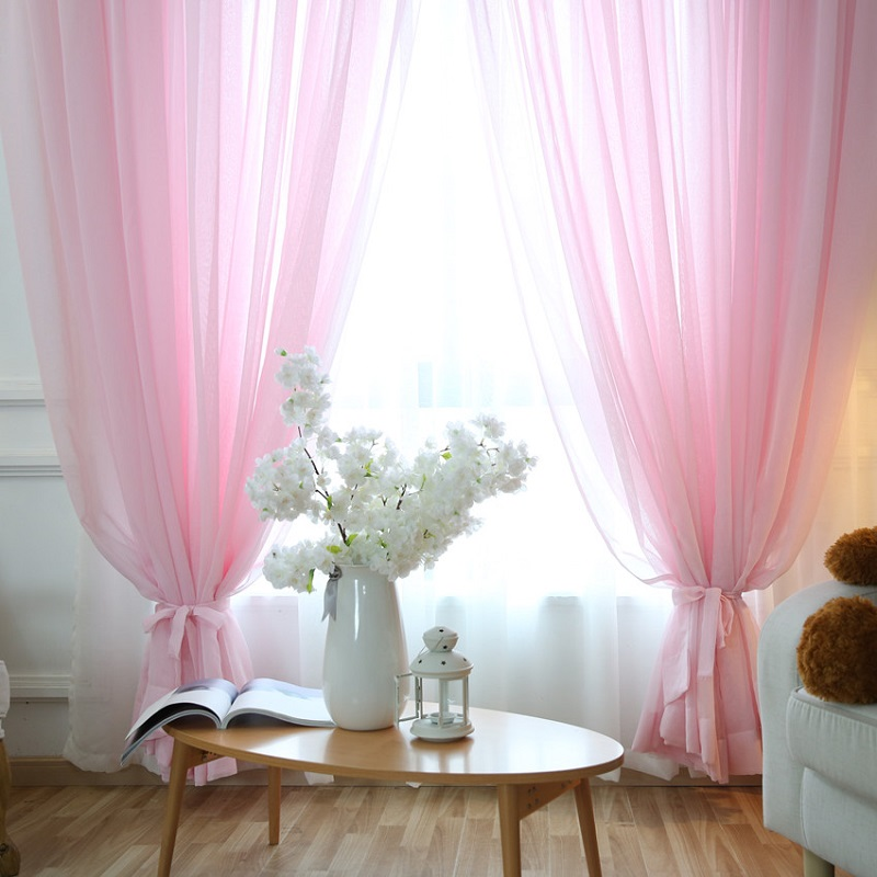 Exelent Bay Window Curtains For Living Room Component - Living Room ...