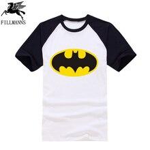 Mode Cool Man Batman T-shirt superman kurzarm t shirts Sommer Männer tops kleidung Kostüm 3D Print hombre casual t-shirts
