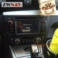 Android 7.1 Car GPS DVD Player Radio Anti dazzling Screen For BMW 1 Series E81 E82 E87 E88 116i 118i 120i 130i 2004 2012