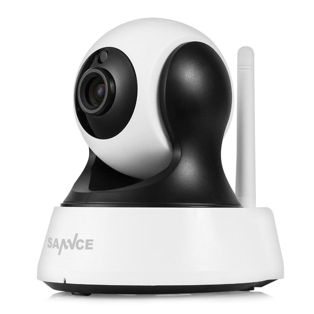 SANNCE 1080 P 2.0MP Cámara IP Inalámbrica Cámara IP Wifi Cámara de Visión Nocturna de Vigilancia CCTV Seguridad Para El Hogar Cámara Del Monitor Del Bebé