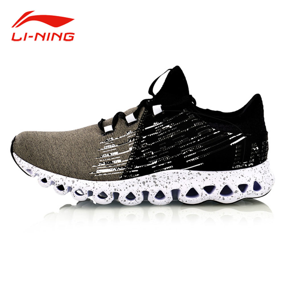 Li-Ning Women Professional LN ARC Cushion Running Shoes Light Breathable Sneakers LiNing Autumn Female Sports Shoes ARHM072 original li ning men professional basketball shoes