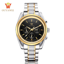 Mens Watches Top Brand Luxury Automatic Mechanical Watch Men Full Steel Business Waterproof Sport Watches Relogio Masculino 2018 loreo mens watches top brand luxury business automatic mechanical watch men sport submariner waterproof 200m steel clock 2018