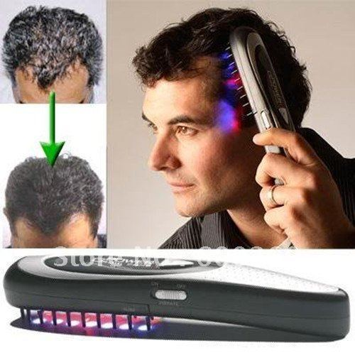Laser Treatment Hair Loss Stop Regrow By Power Comb Kit#8322
