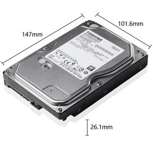 "Image 2 - TOSHIBA 1 TB ฮาร์ดดิสก์ไดรฟ์ 1000GB ภายใน 1 TB HD ฮาร์ดดิสก์ 7200 รอบต่อนาที 32M Cache 3.5 ""35 SATA III สำหรับเดสก์ท็อปพีซีคอมพิวเตอร์"
