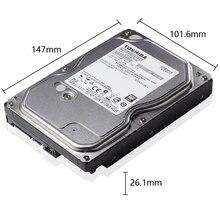 TOSHIBA 1TB Hard Drive Disk