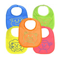 5 Pcs/lot 100% Cotton Baby Bibs Clothing Towel Bavoir Babador Baberos Bandana Bibs  Baby Girls Boy Bib Baby Feeding Scarf