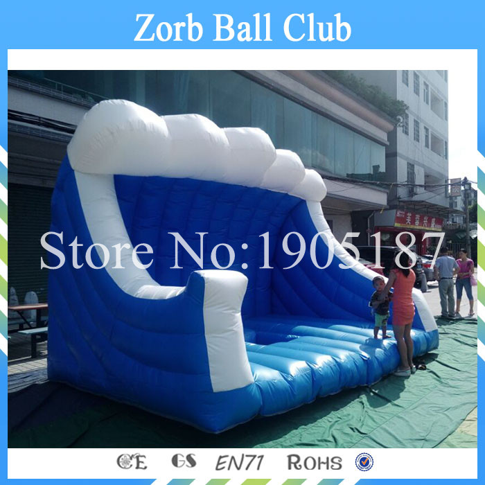 Free Shipping Inflatable Surfboard Surfing Bouncy,Inflatable Rodeo Surfboard,Inflatable Sport Games funny summer inflatable water games inflatable bounce water slide with stairs and blowers