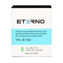 ETERNO EB484659VU Battery For SAMSUNG Galaxy W I8150 S5820 W689 S5690 T759 I8350 S8600 M930 i110 R730 Phone Batteries 1500mAh