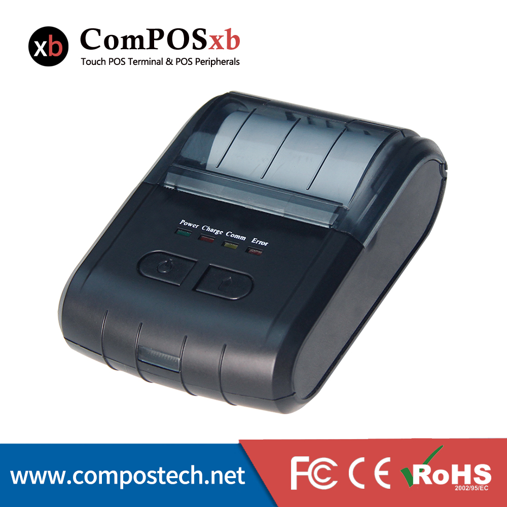 High quality USB+bluetooth+WIFI interface 80mm Mini Portable Thermal Receipt Printer pos system printer