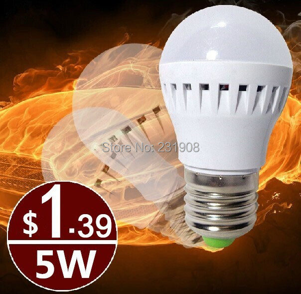 1 шт. из светодиодов лампы E27 E14 B22 220 В 110 В 5 Вт 7 Вт 9 Вт 10 Вт 12 Вт 15 Вт SMD 2835 из светодиодов лампы холодный белый теплый белый энергосберегающая из светодиодов свет лампы