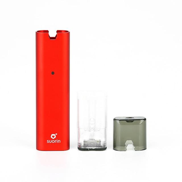 , Original Suorin IShare Single Pod Kit with 130mAh Built-in Battery & 0.9ml Cartridge Pod Vape Kit Pen Kit Vs Suorin Air/ Minifit