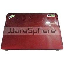 Brand new original 11.6 LCD Back Cover for Lenovo ThinkPad Edge E130 E135 04W4354 35LI2LCLV30 Red цена