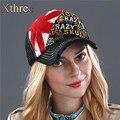 Xthree женщин летом бейсболка snapback шляпы чистая cap casquette peaked cap кости шапки для мужчин женщин лето cap одежда
