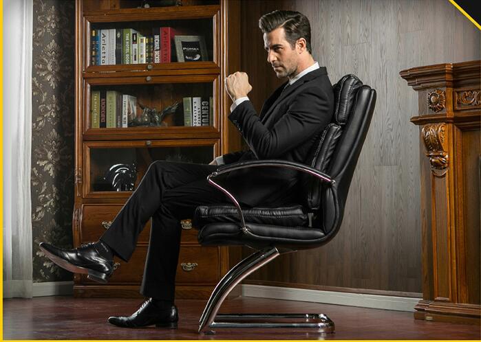 Computer chair. Office chair. Home fixed chair. Staff chair..60