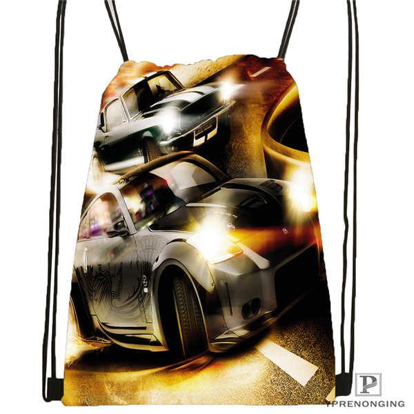 Custom Deadpool-fanart-marvel- Drawstring Backpack Bag Cute Daypack Kids Satchel (Black Back) 31x40cm#2018611-28