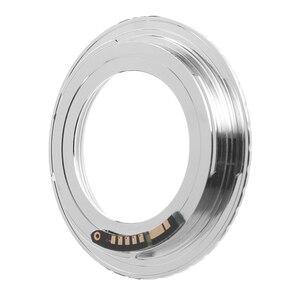 Image 5 - 9th génération AF confirmer avec anneau adaptateur de puce pour objectif M42 à Canon EOS 750D 200D 80D 1300D