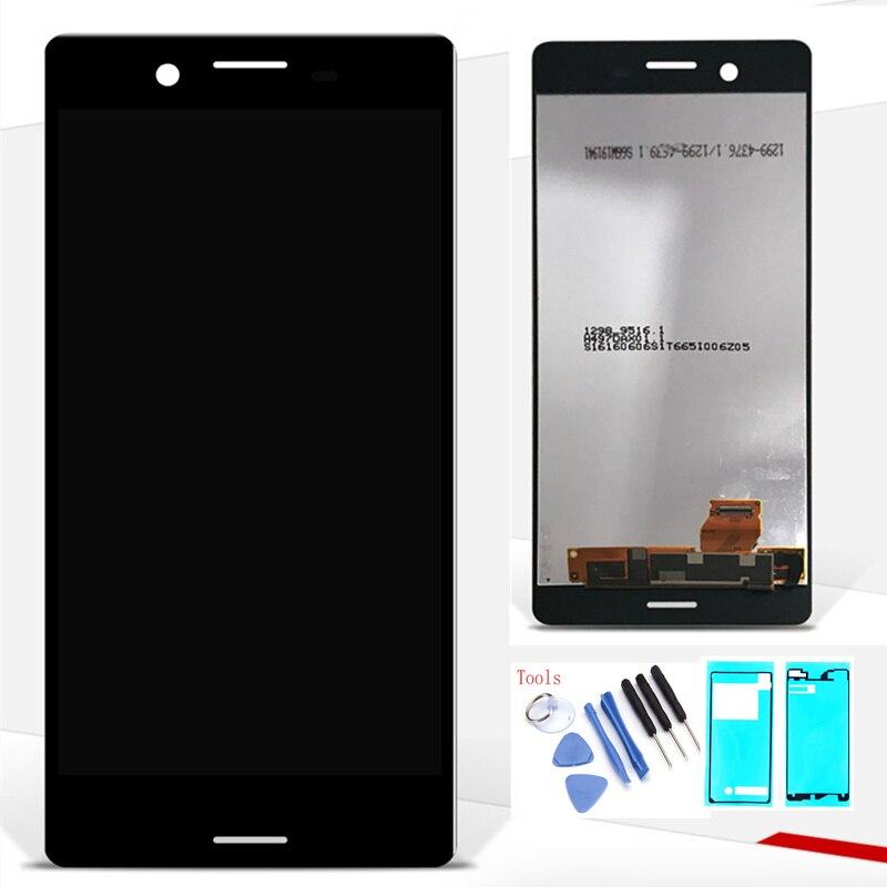 5.0 pouces affichage pour Sony Xperia X LCD F5121 F5122 écran tactile numériseur assemblée pour Sony Xperia X performance F8132 F8131 LCD