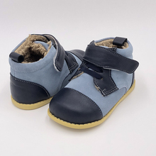 TipsieToes Brand High Quality Leather Stitching Kids Childre