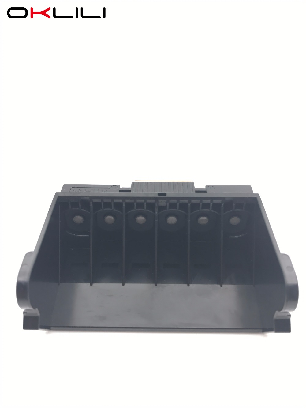 OKLILI ORIGINAL QY6-0063 QY6-0063-000 Printhead Print Head Printer Head for Canon iP6600D iP6700D iP6600 iP6700 genuine brand new qy6 0077 printhead print head for canon pro 9500 mark ii printer